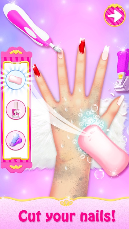 Makeover Games: Makeup Salon screenshot-4
