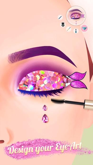 Eye Art: Perfect Makeup Artist Screenshot