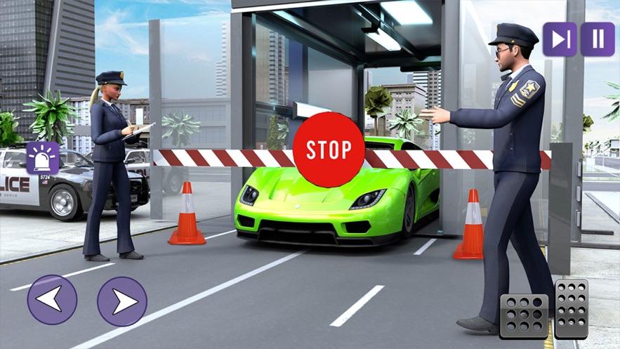 犯罪 市 虚拟 警方 警察 App 截图