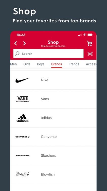 Famous Footwear - Shop Shoes