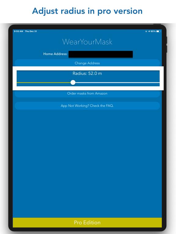 WearYourMask Pro screenshot 5