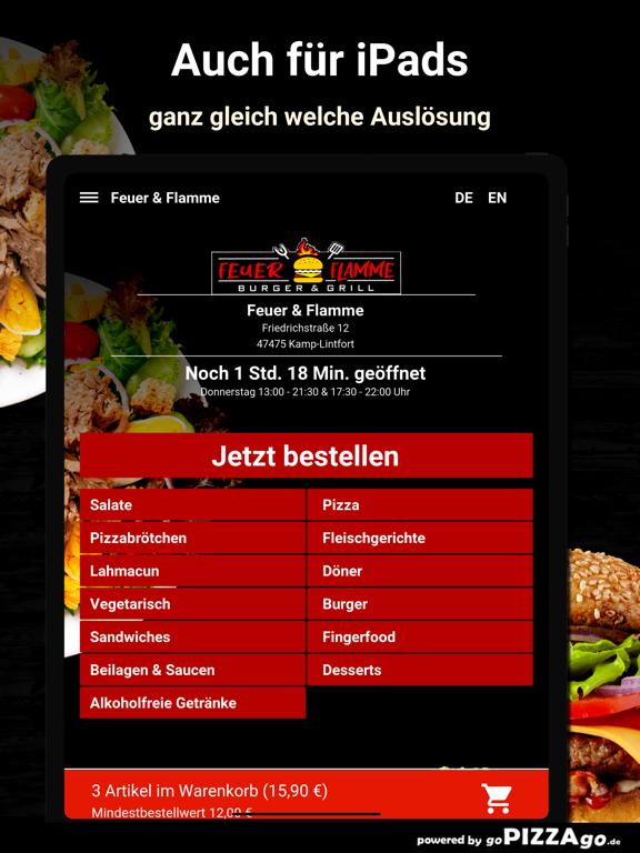 Feuer & Flamme Kamp-Lintfort screenshot 7
