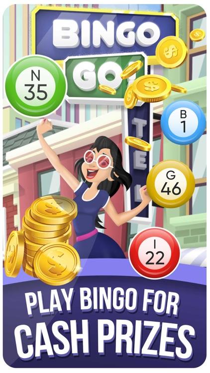 Bingo - Real Money Prizes