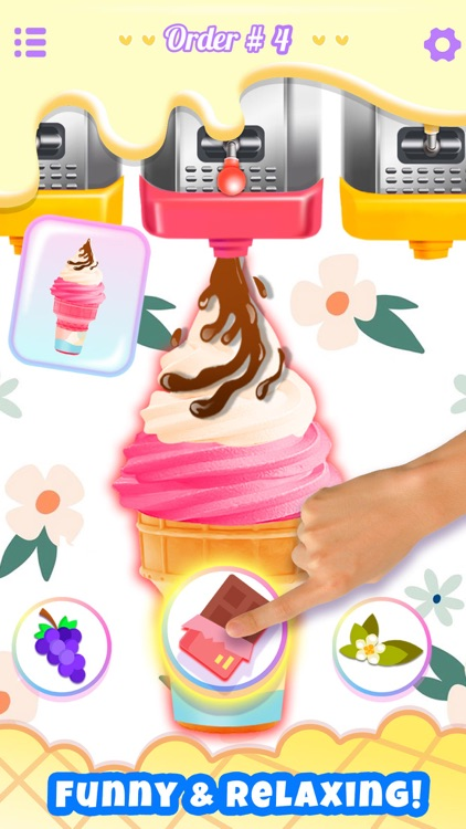 Ice Cream Maker: Cooking Games