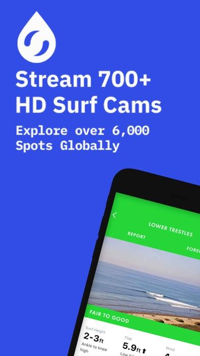 Surfline - Surfing Companion Screenshot