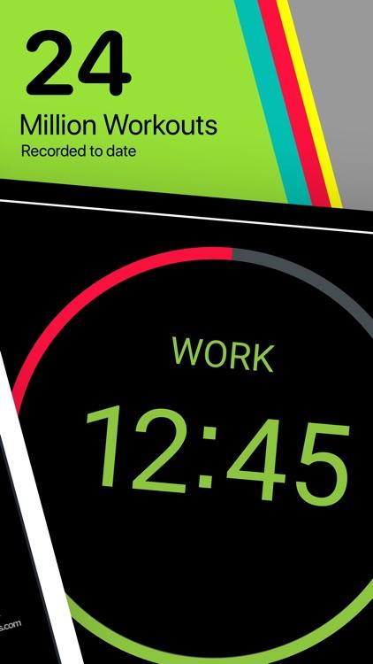 PushPress Workout Timer