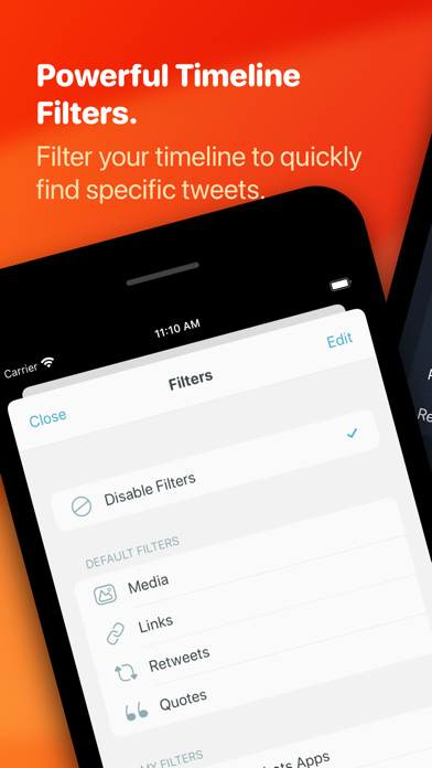 Tweetbot 6 for Twitter ScreenShot3