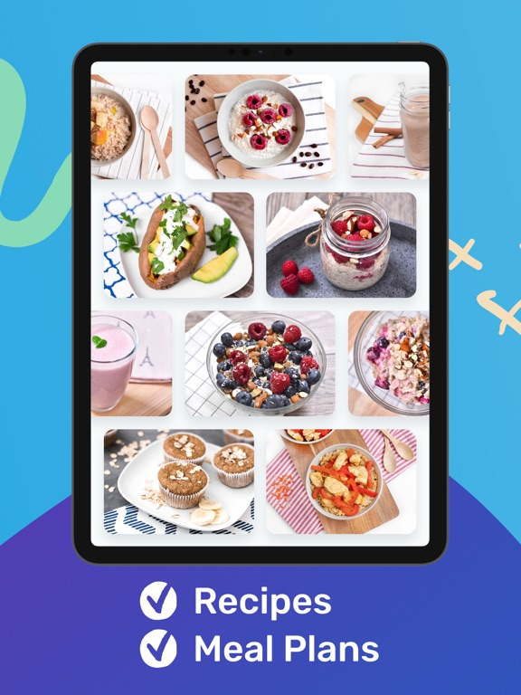 iPad Image of YAZIO Fasting & Food Tracker
