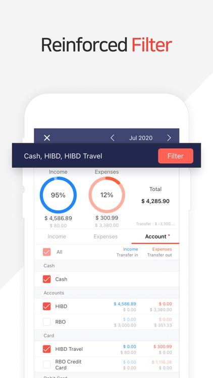Money Manager (+PC Editing) screenshot-3
