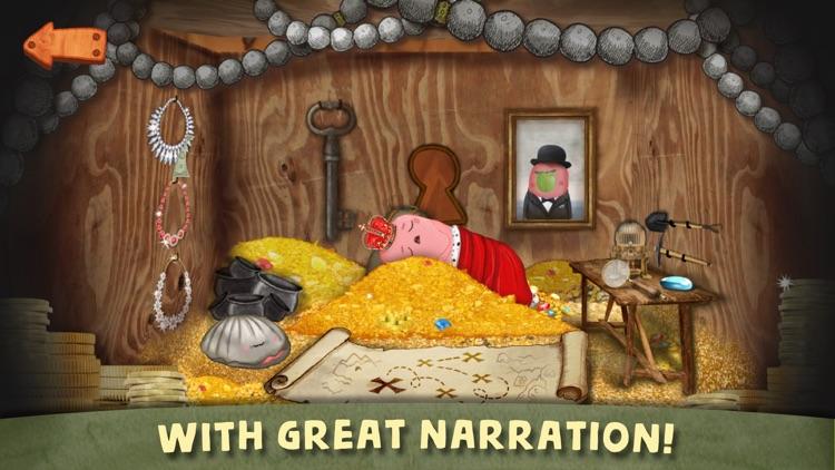 Bedtime Stories - Night Train screenshot-5