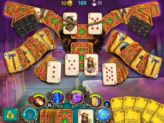 Solitaire: Fun Magic Card Game screenshot 16