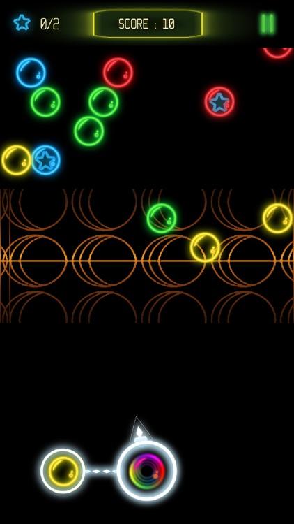 Bubble Shooter Glow screenshot-4