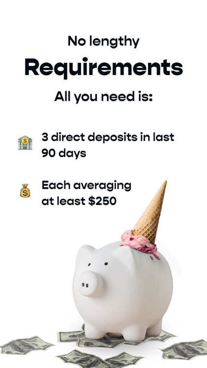Klover: Cash Advance Instant screenshot-4