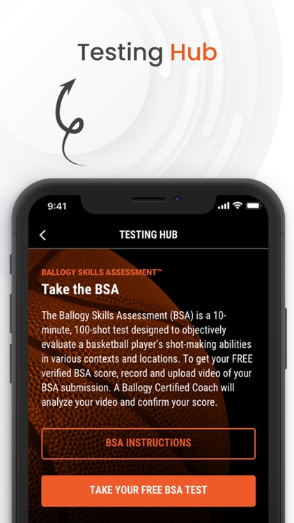 Ballogy - Basketball screenshot-4