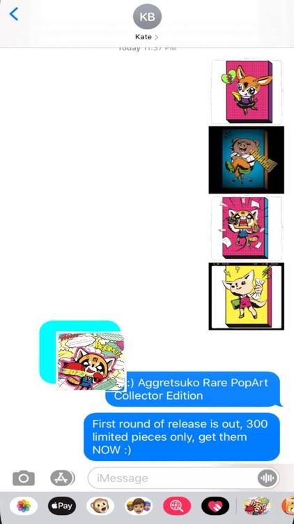 MomentSQ™ Aggretsuko Limited 1
