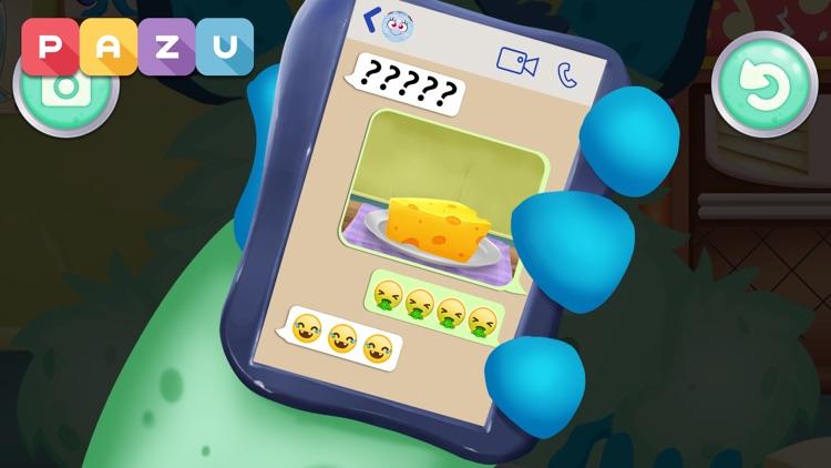 Cooking games for kids Monster screenshot-6