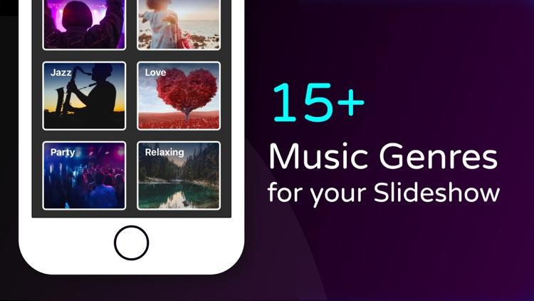 SlideShow Video Maker & Editor