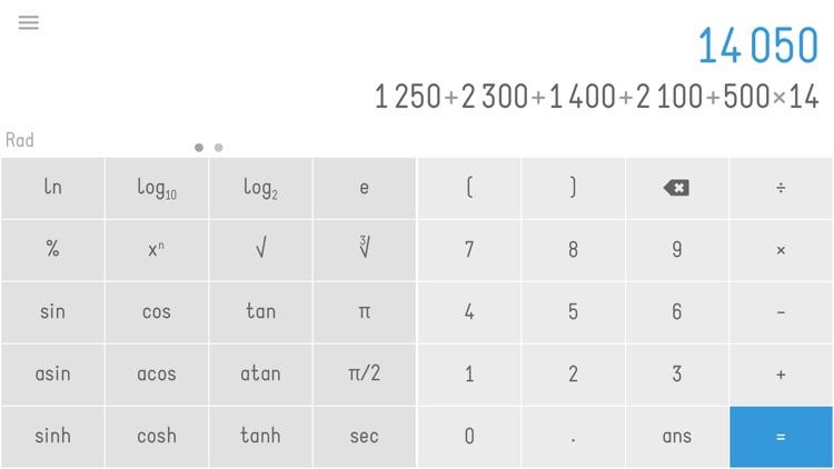 Calc 2M screenshot-4