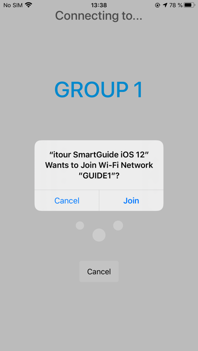 itour SmartGuide 1.0 screenshot 3