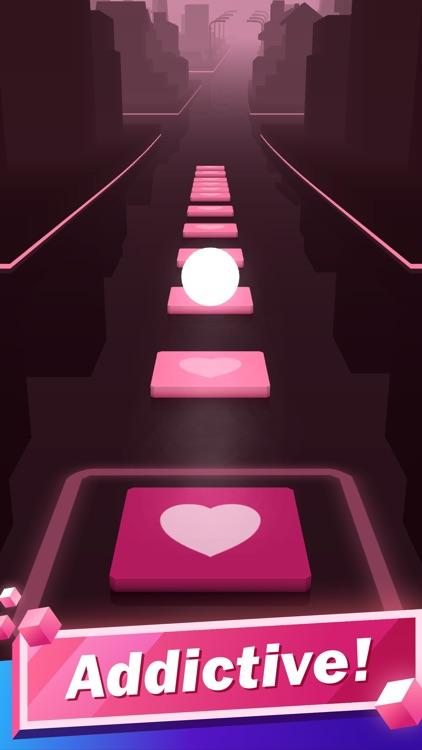 Beat Tiles: Piano Magic Hop screenshot-3