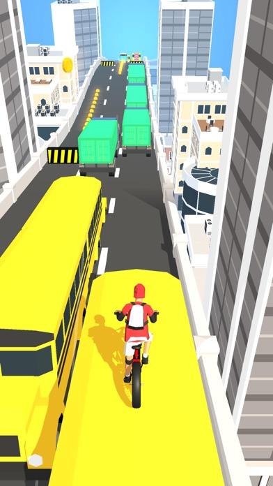 Bike Sprint 3D screenshot 2