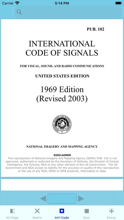 Signal Flags International screenshot-7