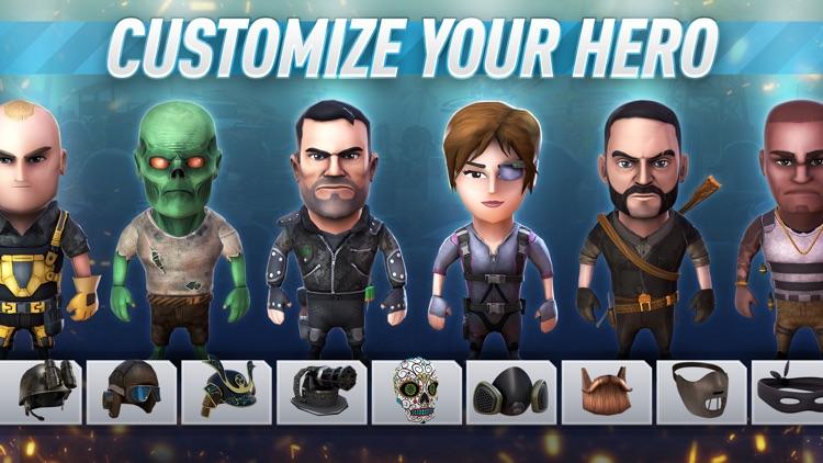 WarFriends: PVP Shooter screenshot-6