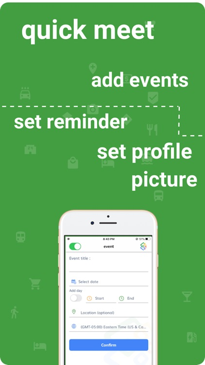 imeetify-Time Planner,Calendar screenshot-6