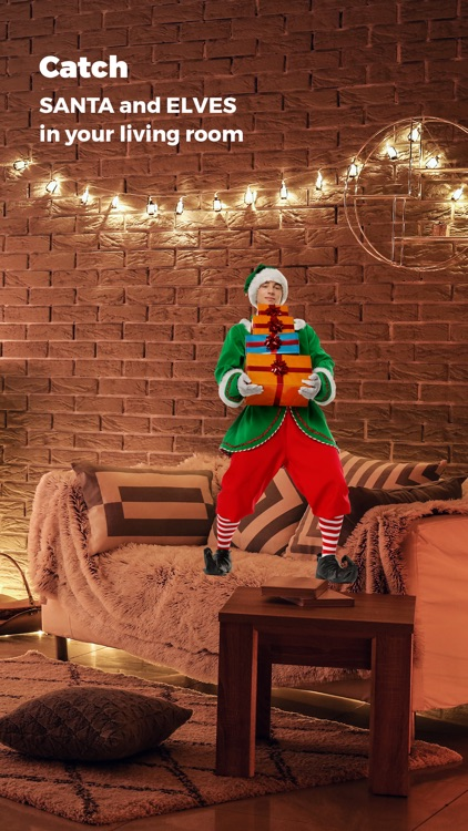 Catch Santa Claus in My House screenshot-3
