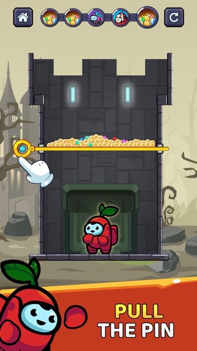 Impostor War - Rescue Impostor screenshot 3