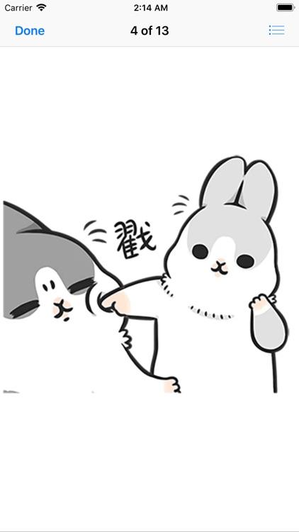 Machiko Rabbit Pack# 4