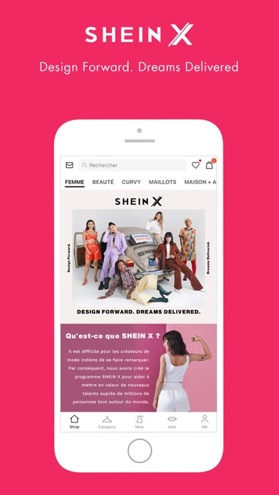 SHEIN-Vente Privee Mode Femme