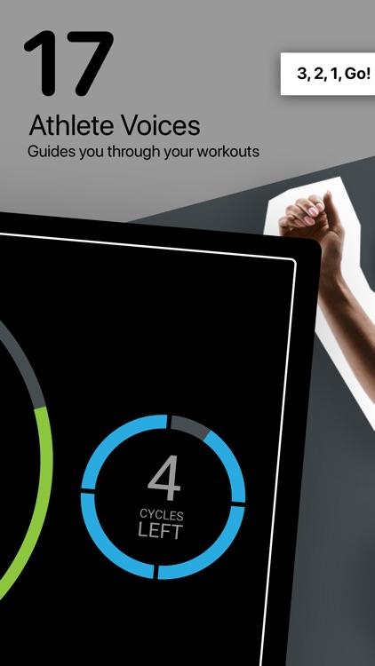 PushPress Workout Timer screenshot-3