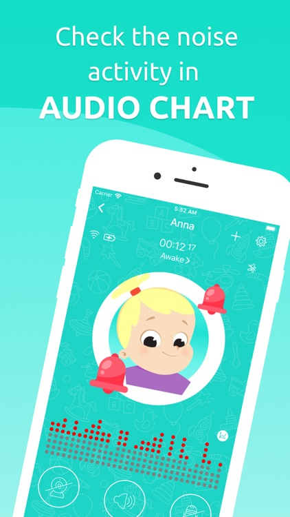 Annie Baby Monitor: Nanny Cam screenshot-6