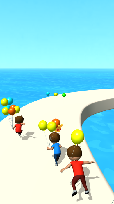 Balloons Run Screenshot