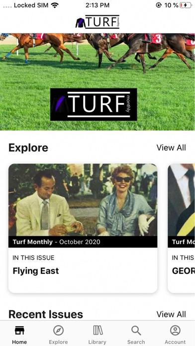 Turf MonthlyScreenshot of 1