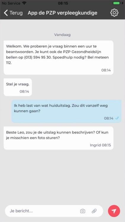 App de PZP verpleegkundige screenshot-4