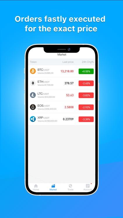 Bexplus- Crypto Margin Trading screenshot-3