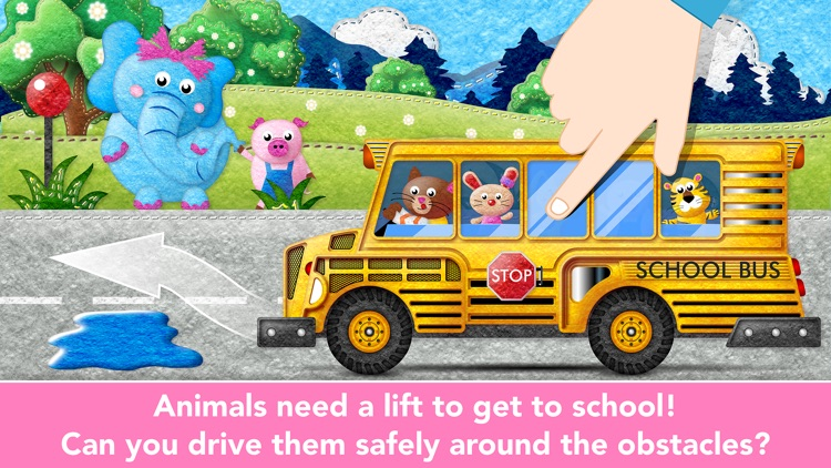 Learning Cars Games for Kids screenshot-3