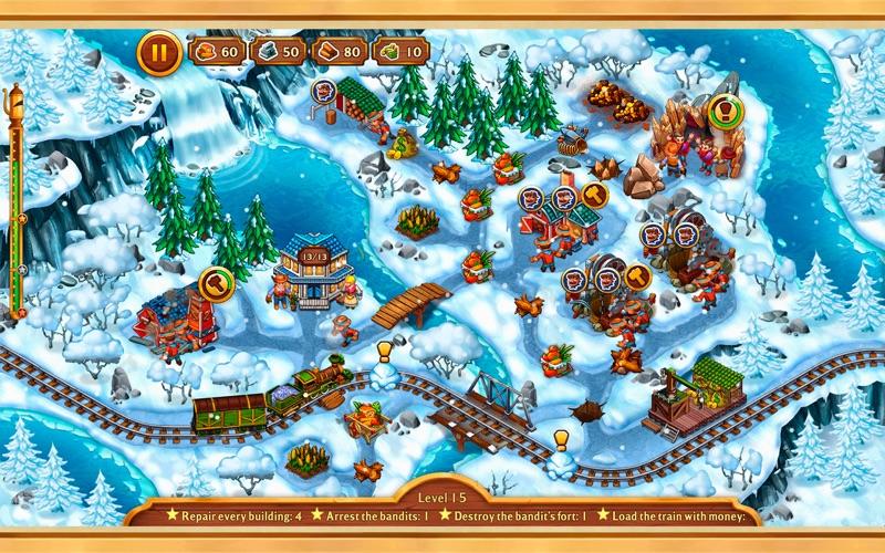 Golden Rails: Small Town Story screenshot 2