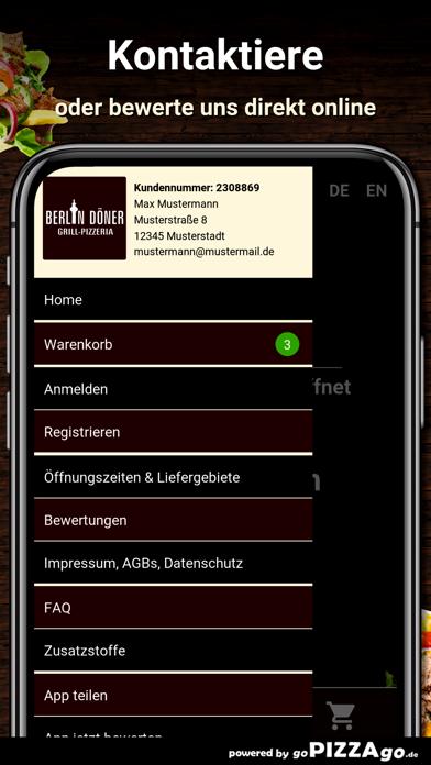 By Berlin Döner Herford screenshot 3