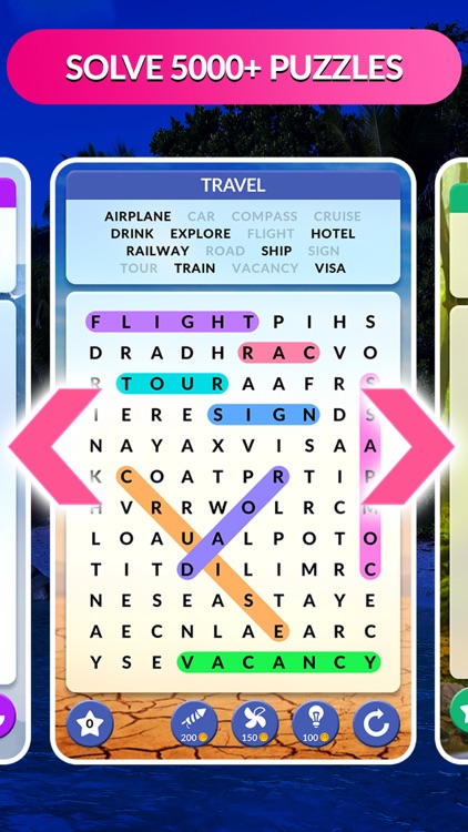Wordscapes Search screenshot-4