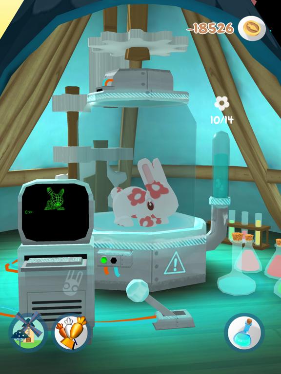 iPad Image of Bunniiies: The Love Rabbit