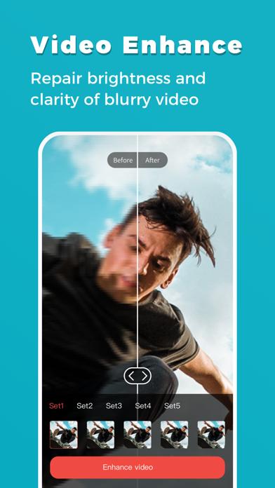Remini - AI Photo Enhancer iphone ekran görüntüleri