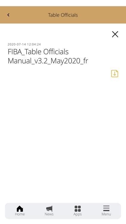 FIBA iRef Academy Library screenshot-4