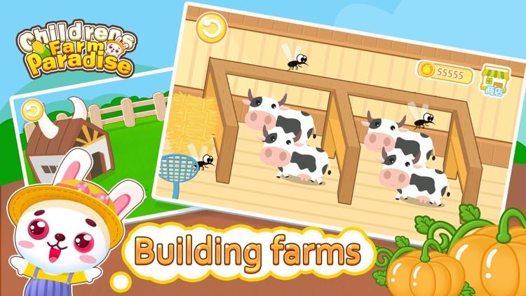 Children Farm Playland family