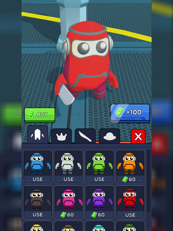 Catch Traitor 3D screenshot 5