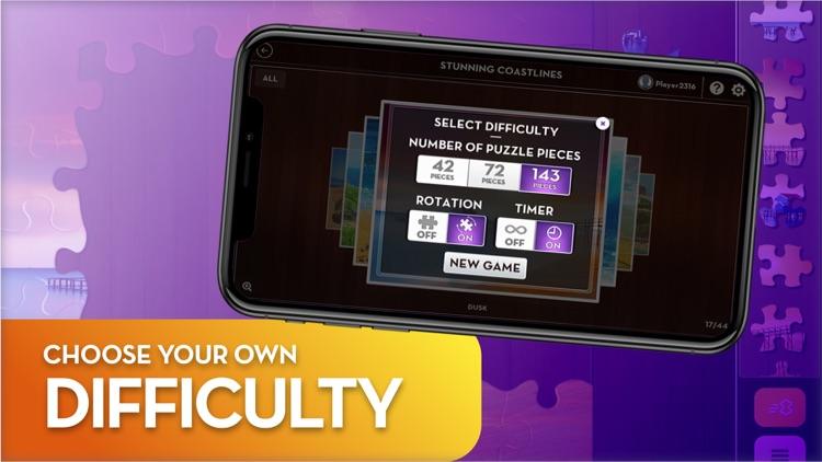 Epic Jigsaw Puzzles: HD Jigsaw screenshot-7