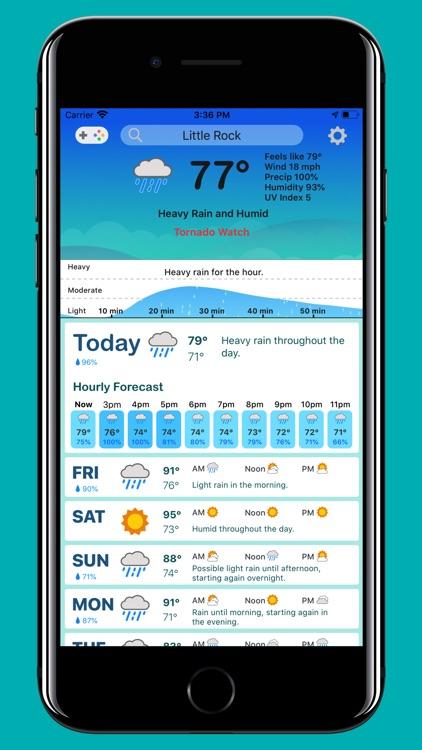 Weather Tower screenshot-6