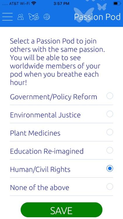 BELove Breathing App